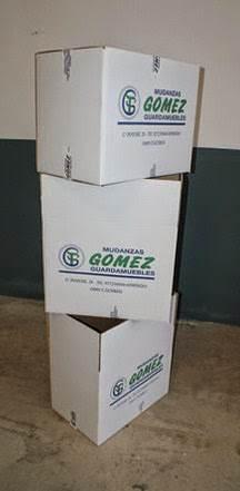 cajas de mudanzas